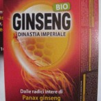 Ginseng Dinastia Imperiale
